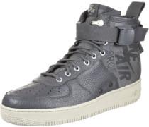Sf Air Force 1 Mid Schuhe grau