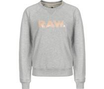 Xzula Art r sw Sweater Damen grau meliert