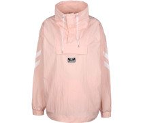 Hummel Calista Damen Windbreaker pink