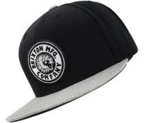 Rival Snapbacks Snapback schwarz grau schwarz grau