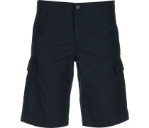 Regular Cargo Herren Shorts blau