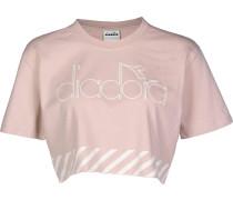 Barra Damen T-Shirt pink