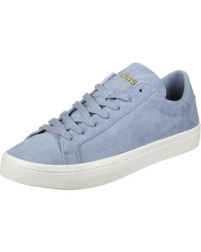 Kostengünstig adidas Herren Court Vantage Lo Sneaker Schuhe blau blau Billige Truhe Bilder Billig Verkauf Footlocker Billige Footaction Finish Zum Verkauf rFWEYkKmR