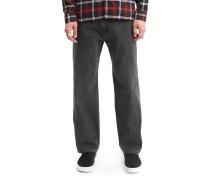 Baggy 5 Pocket Herren Jeans grau