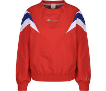Chapion Crewneck Daen Sweater rot