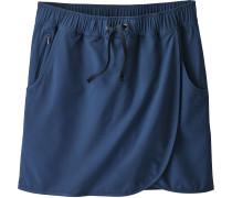 Fleetwith W Damen Skort blau