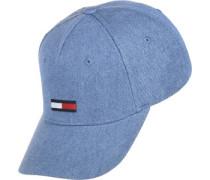 Tju Denim W Base Caps Cap blau blau