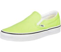 Classic Slip-On Schuhe grün