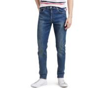 512 Slim Taper Fit Jeans blau