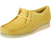 Wallabee W Schuhe gelb