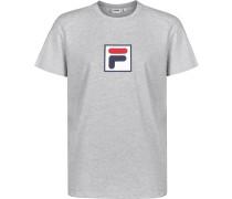 Evan 2.0 Herren T-Shirt grau meliert