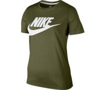 Essential W T-Shirt oliv