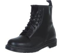 1460 Mono Smooth Stiefel schwarz