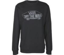 Otw Crew Sweater schwarz schwarz