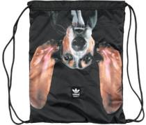 Puppy Pack Gymsack schwarz