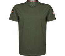 Nasa T-Shirt oliv