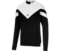 Iconic Mcs Crew Tr Herren Sweater schwarz weiß