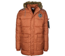 Explorer Winterjacke orange