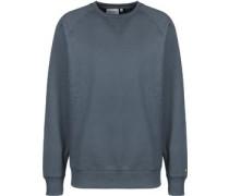Chase Sweater blau grau