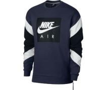 Sweater Herren blau schwarz