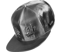 First Division Snapback silber