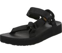 Midform Universal Sandalen Damen schwarz