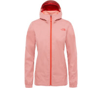 Quest W Regenjacke Damen orange