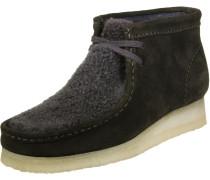 Wallabee Schuhe Damen oliv braun