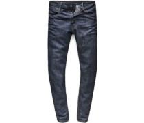 3301 Deconstructed Slim Jeans Herren rinsed 3834