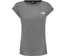 Tanken W T-Shirt grau meliert