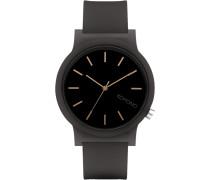 Mono Uhr schwarz