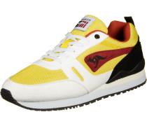 Omniracer Herren Schuhe weiß gelb