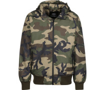 Fort Lee Herren Winterjacke camouflage