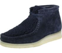 Wallabee Schuhe Damen blau