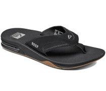 Fanning Sandalen schwarz