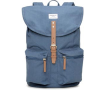 Roald Ground Rucksack blau