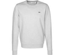 Sweater grau meiert