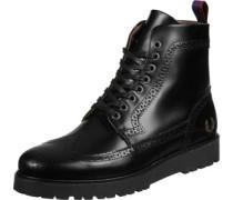 Northgate Boot Leather Stiefel schwarz