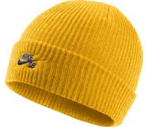Fisherman Beanie gelb
