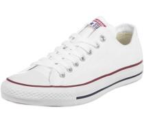 All Star Ox Schuhe weiß
