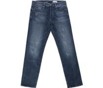 3301 Straight Jeans Herren dk aged restored 2930