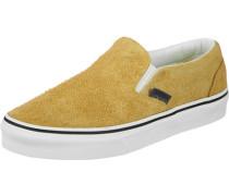 Classic Slip-On Schuhe gelb EU