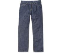 Marlow Edgewood Denim Pants Jeans blue rinsed blue rinsed