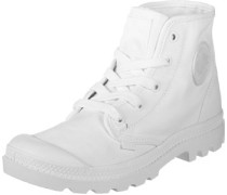 Pampa Hi W Schuhe weiß
