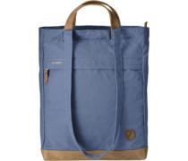 Totepack No.2 Tasche blau braun