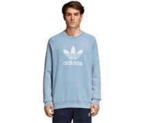 Trefoil Crew Sweater blau blau