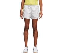 Fsh L W Shorts weiß gelb