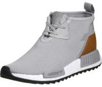 Nmd C1 Tr Hi Sneaker Schuhe grau braun weiß grau braun weiß