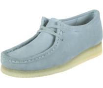 Wallabee Schuhe Damen türkis
