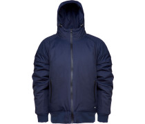 Fort Lee Herren Winterjacke blau